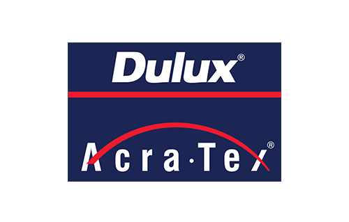 1607 Dulux AcraTex logo