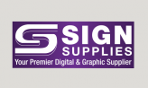 sign supplies logo canvas