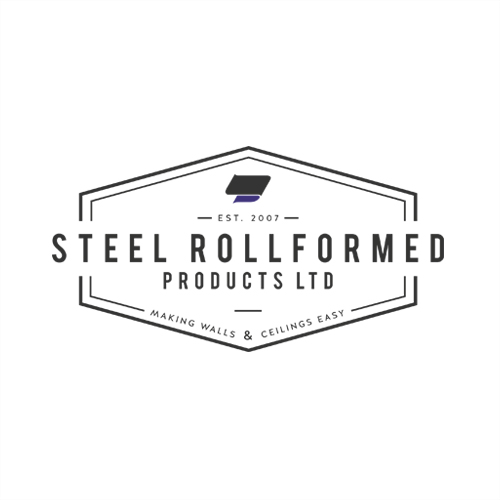 steel rollformed logo circle