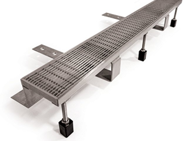 Cast-In Cantilever Bracket