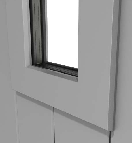 Residential Axis Entrance Doors By Altherm Window Systems