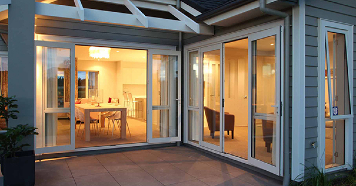 Altherm residential hinged french doors by altherm for Residential french doors
