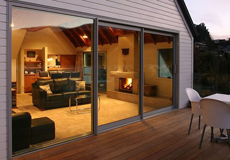 Altherm Residential ThermalHEART Sliding Doors
