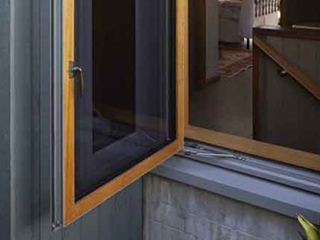 Altherm Smartwood Awning & Casement Windows