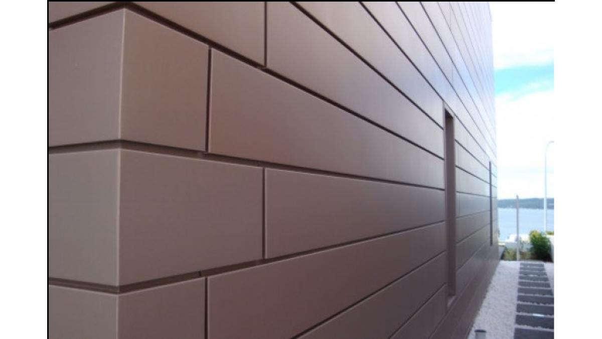 Interlocking Cladding by Architectural Metalformers – EBOSS