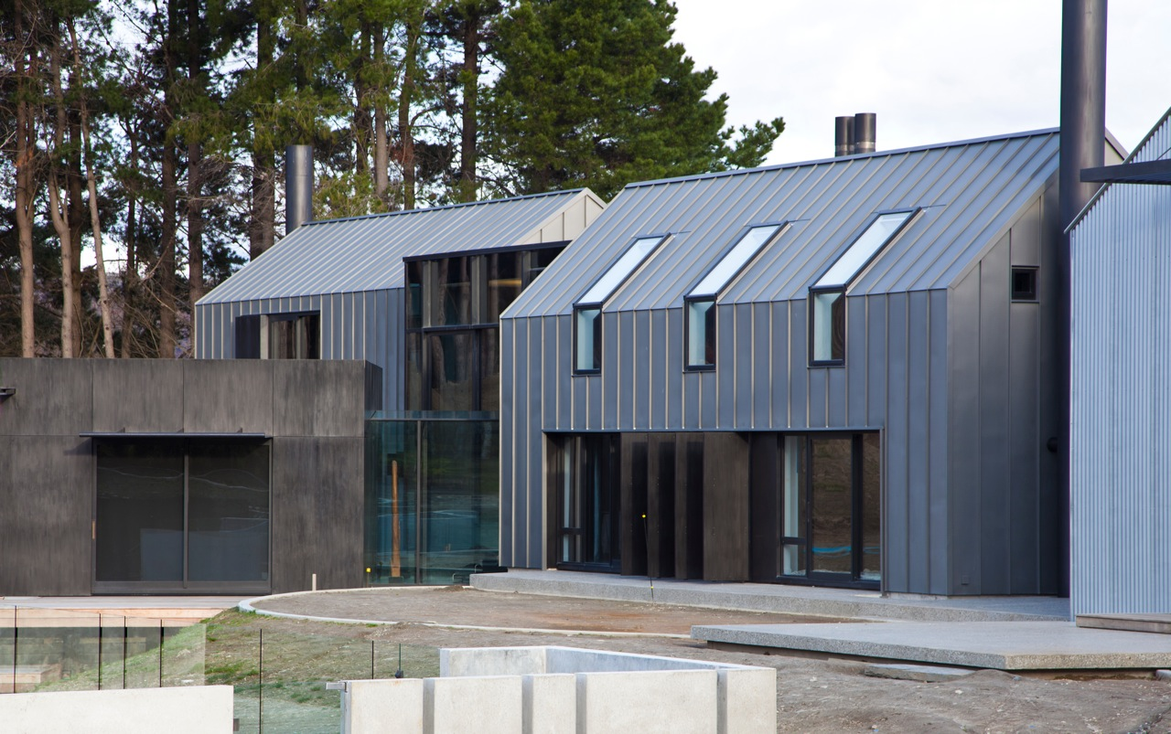 Single Lock Standing Seam Roofing By Architectural