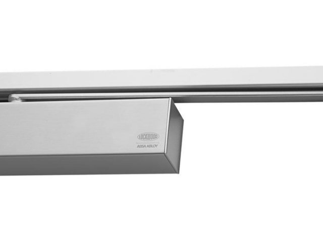 Lockwood 2615 CAM Action Door Closer with Slide Arm