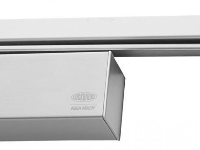 Lockwood 2616 CAM Action Door Closer with Slide Arm