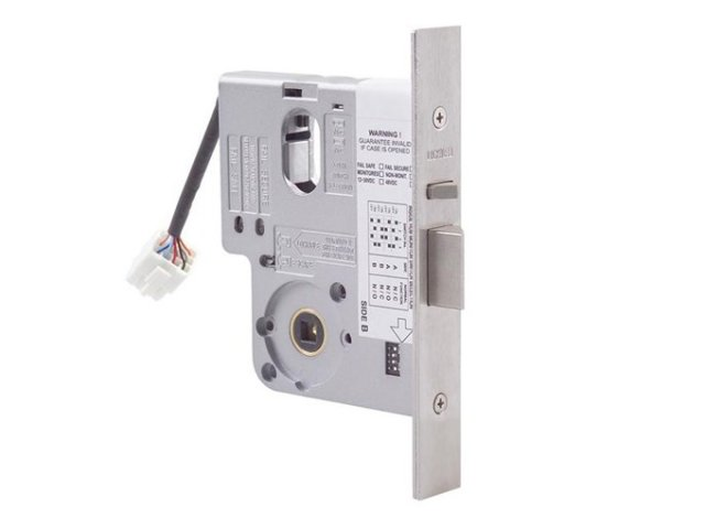 Lockwood Electric Mortice Locks: 3570 Series