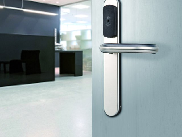 Lockwood Electronic Digital Door Lock: SMARTair