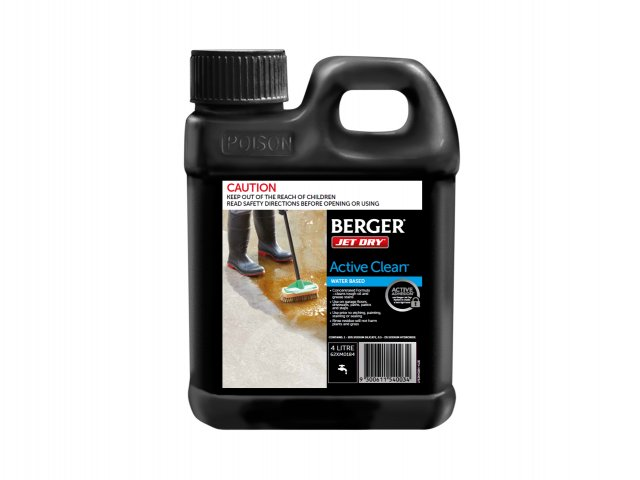 Berger Jet Dry Active Clean