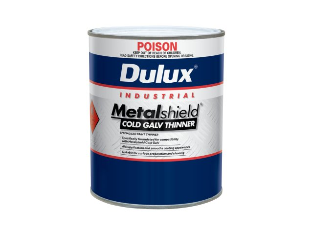 Dulux Metalshield Cold Galvanised Thinner