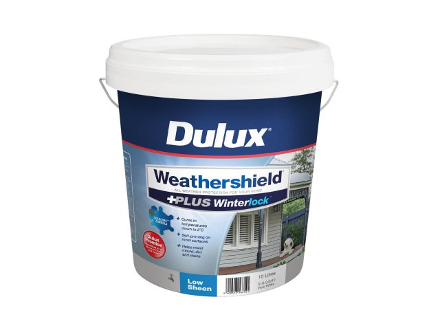 Dulux Weathershield +Plus Winterlock
