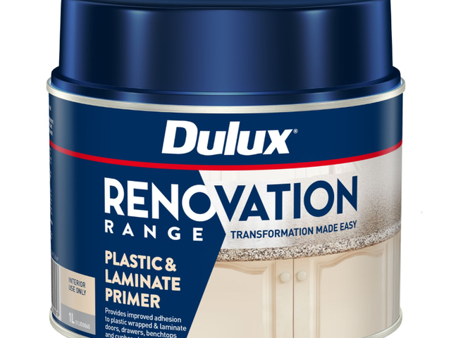 Dulux Renovation Range Plastic & Laminate Primer