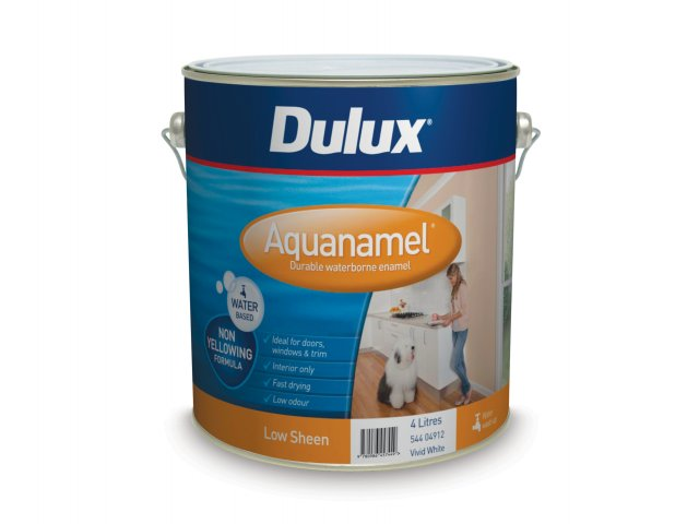 Dulux Aquanamel Low Sheen