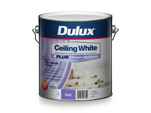 Dulux Ceiling +Plus Kitchen&Bathroom