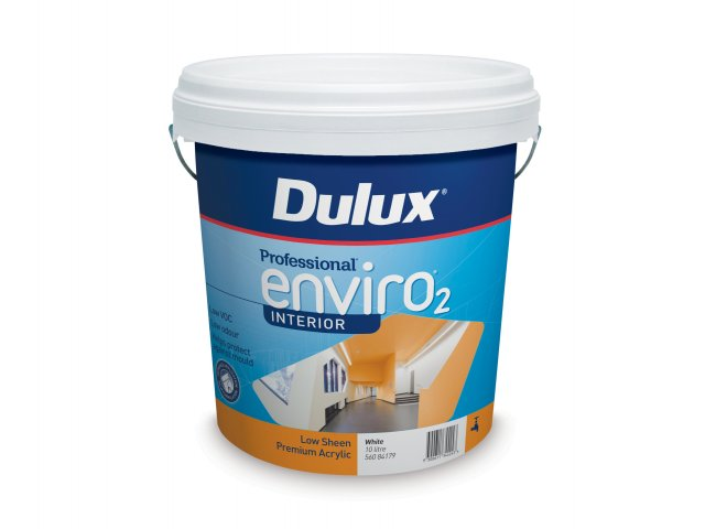 Dulux Professional Enviro2 Interior Acrylic Low Sheen