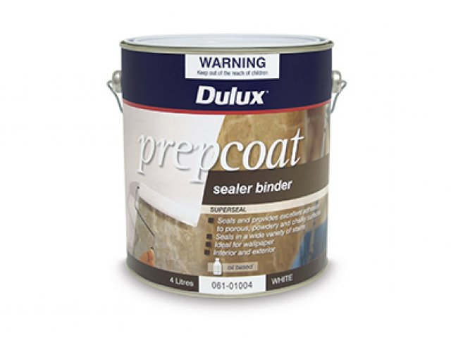 Dulux Prepcoat Sealer Binder - Superseal