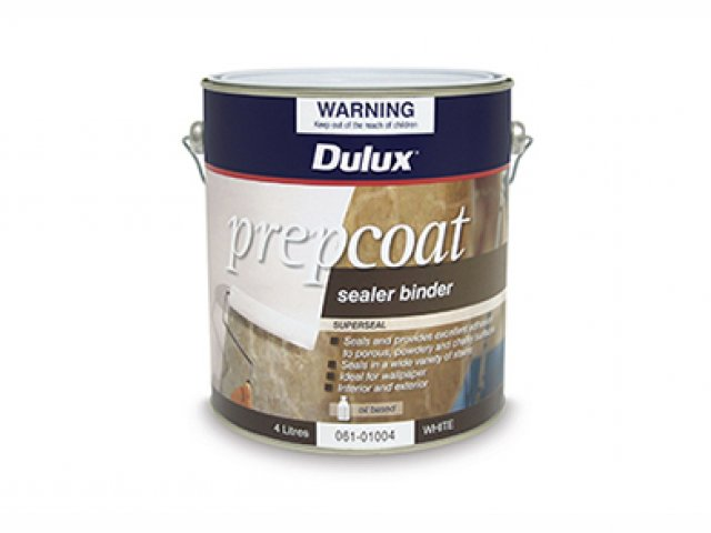 Dulux Prepcoat Oil Based Sealer Undercoat - Wundercoat