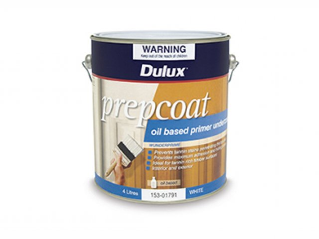 Dulux Prepcoat Oil Based Primer Undercoat - Wunderprime