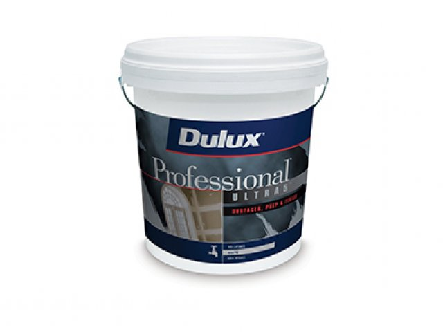 Dulux Professional Ultra 5 Surfacer, Prep & Finish