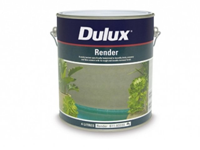 Dulux Render Effects