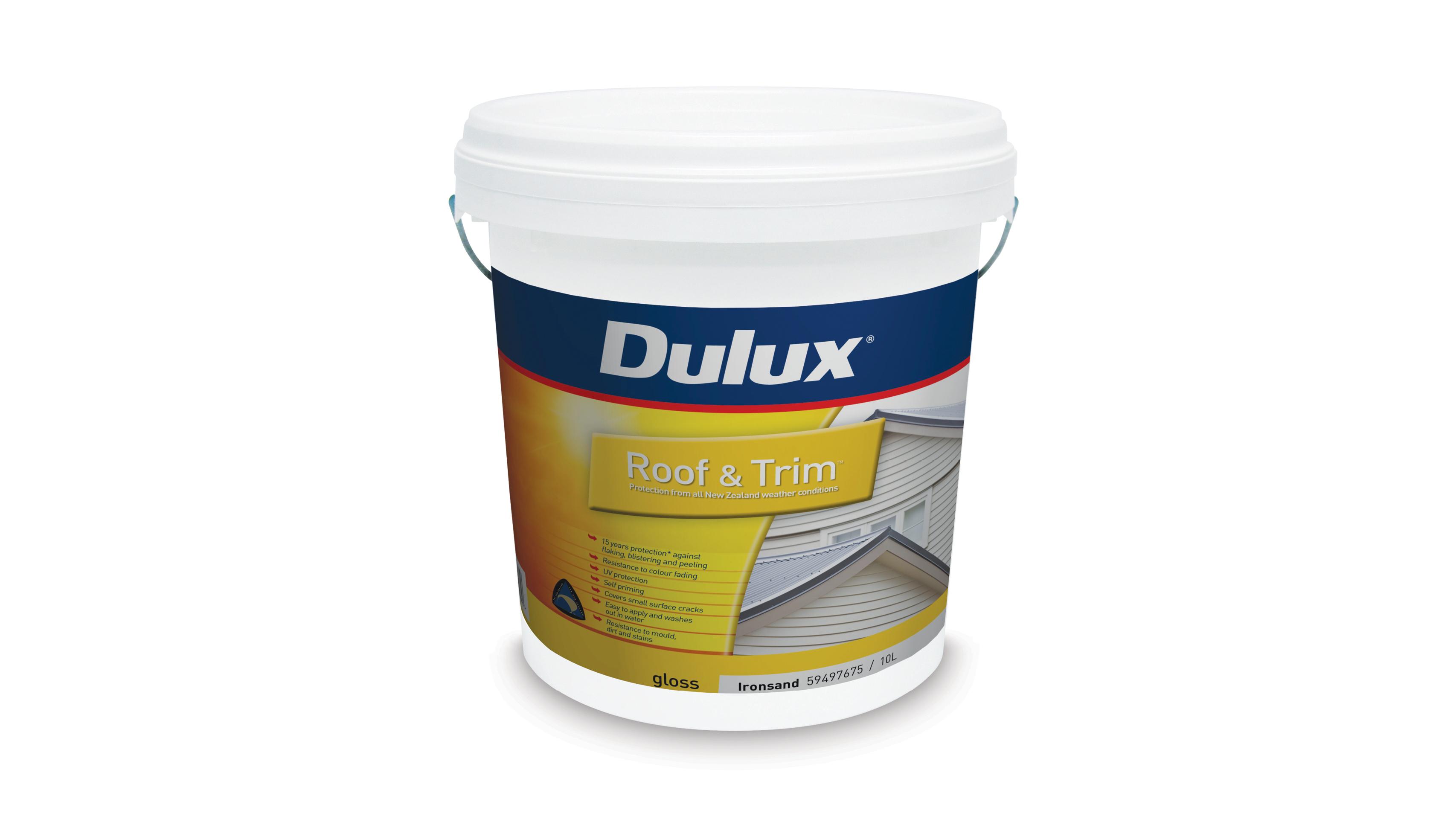 Dulux Roof Amp Trim Gloss By Dulux Eboss