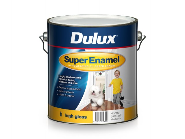 Dulux Super Enamel High Gloss