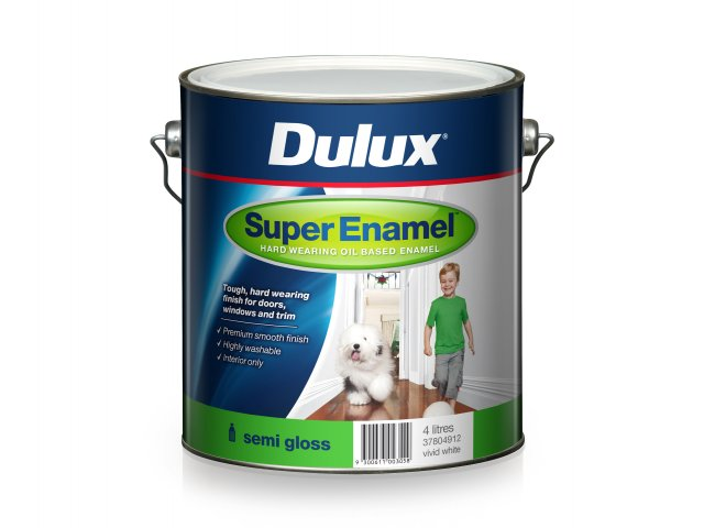Dulux Super Enamel Semi Gloss