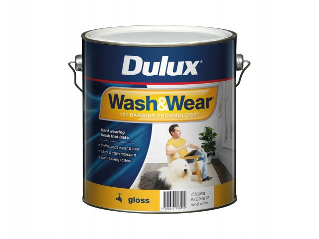 Dulux Wash&Wear Gloss