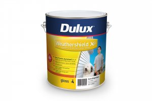 Dulux Weathershield X10 Gloss