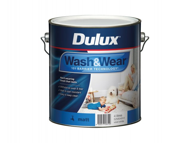 Dulux Wash&Wear Matt