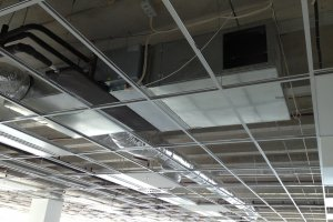 FastLock Suspended Ceiling Grid