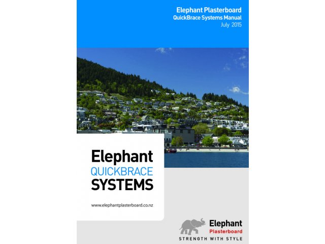 Elephant QuickBrace Systems