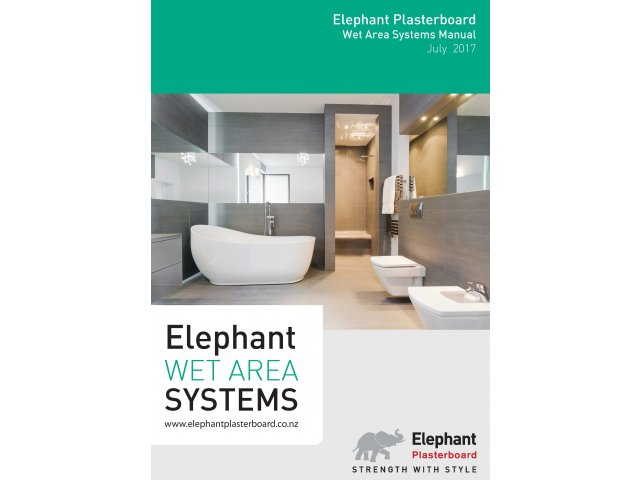 Elephant Wet Area Systems
