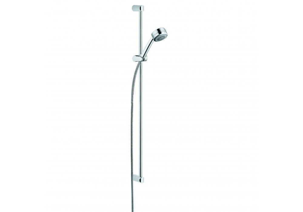 Zenta 3 Setting Shower Set Chrome
