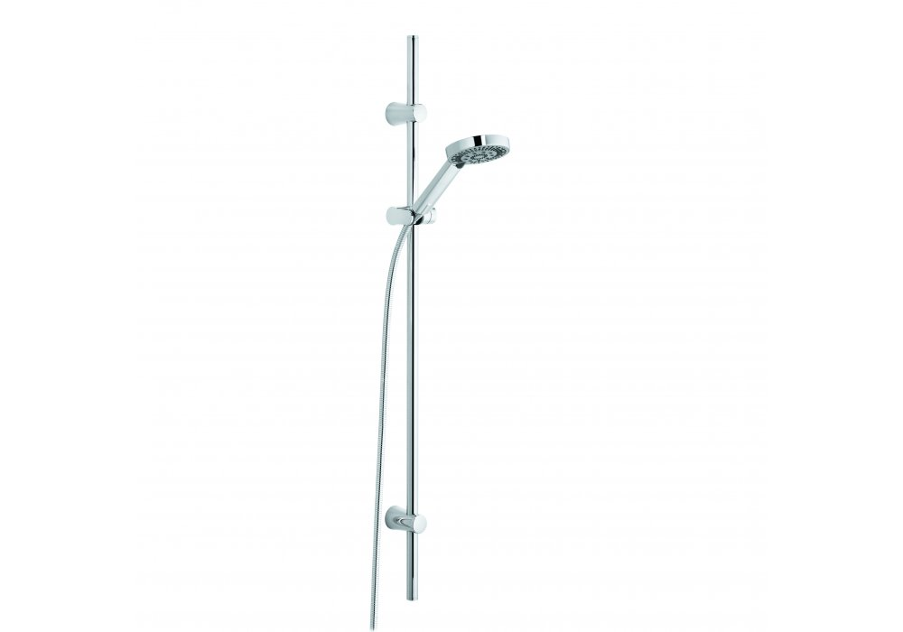 A-qa Shower Set Chrome
