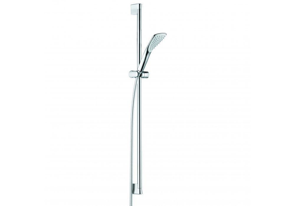 Fizz Single Setting Shower Set Chrome