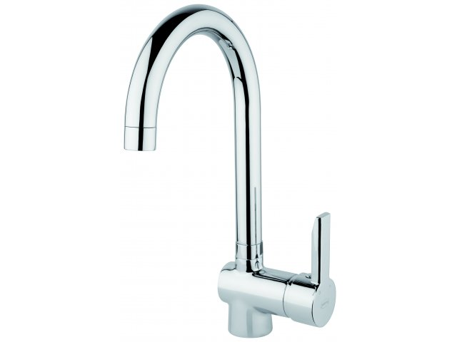 Direct Sink Mixer Chrome
