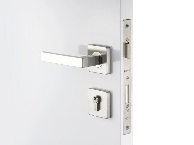 Ultimo Series Lever Handle Entrance Kits