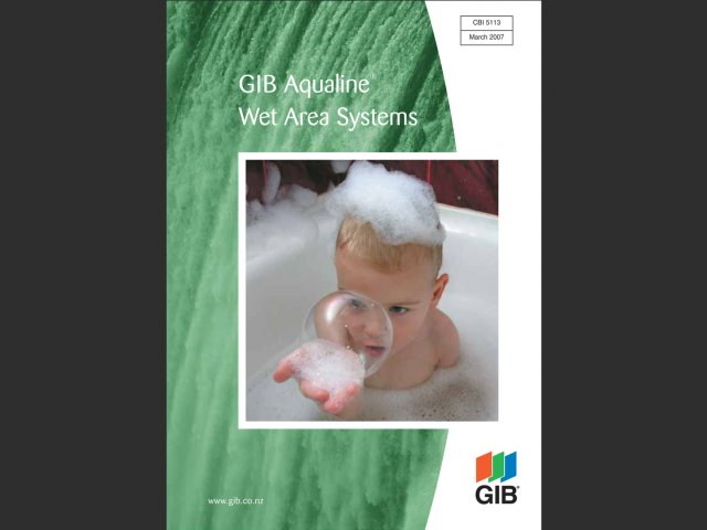 GIB Wet Area Systems
