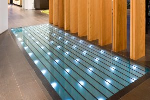 PowerGlass LED Glass