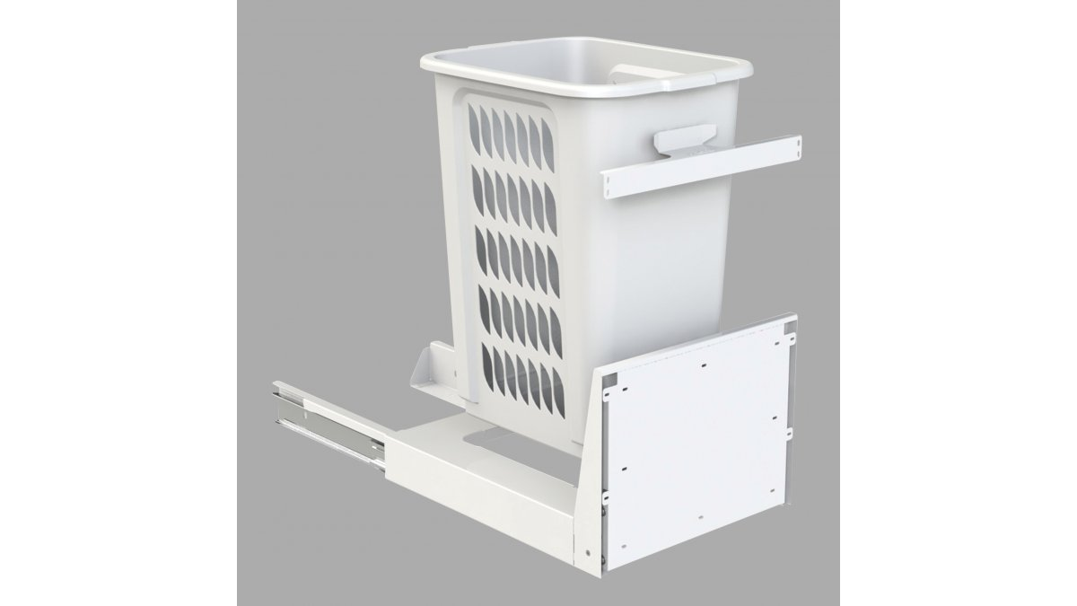 Fabric Laundry Hamper Nz: 1 X 60L Laundry Hamper (Base Mount