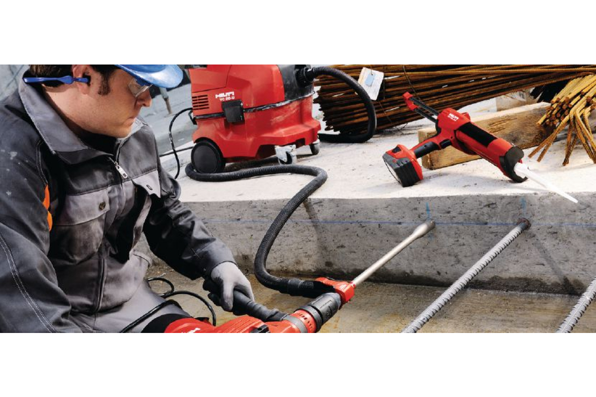 Injectable Mortar Hit Hy 200 R By Hilti Eboss