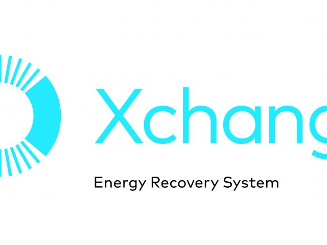 Energy Recovery System (ERS) / Xchange by Unovent
