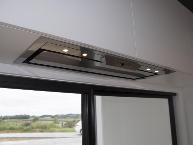 Power Pack Rangehood Unit