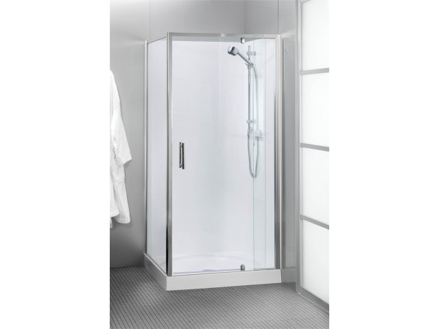 Scopedor Shower Pivot Door System