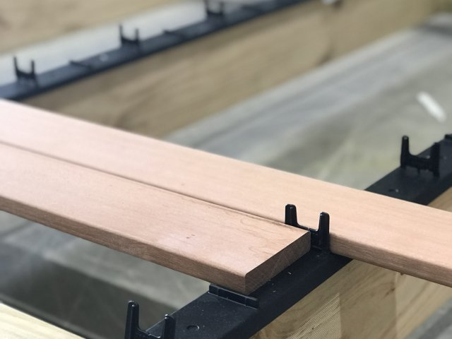 Decktec Joist Protection and Spacing Strips