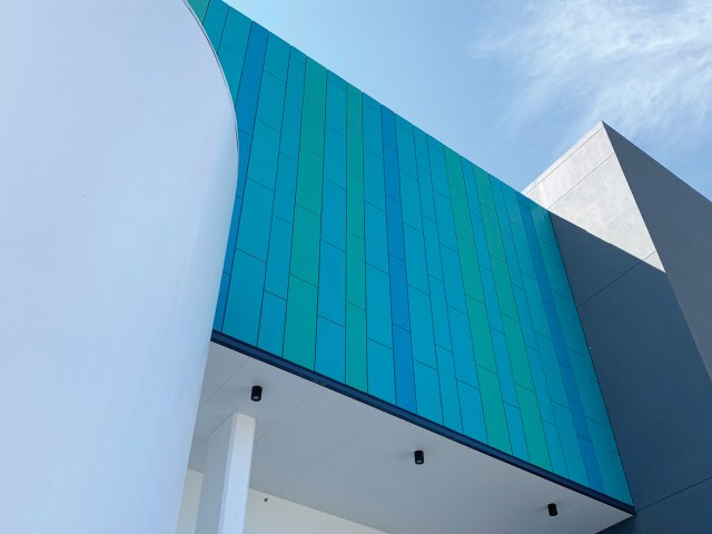 Kingspan Dri-Design Rainscreen Façade System