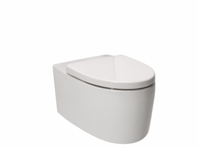 Grande Wall Hung Toilet Suite